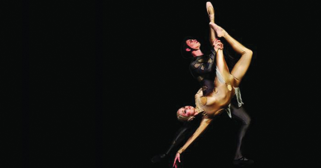 Texas Ballet Theater dived into modern territory recently with spectacular results.