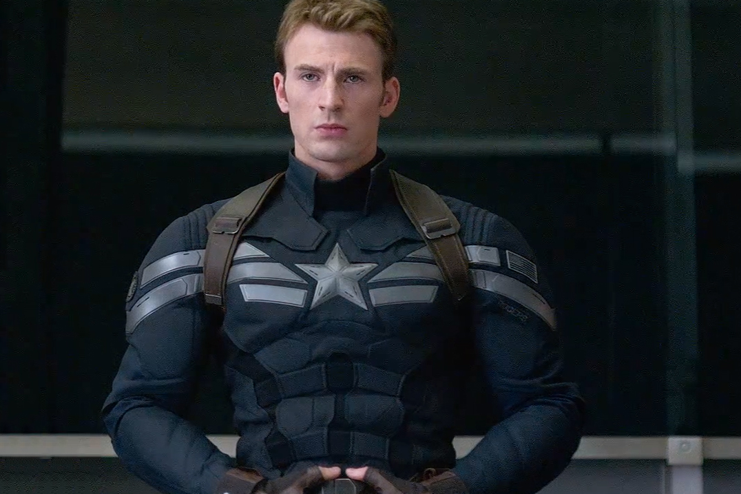 Captain America: The Winter Soldier opens Friday.