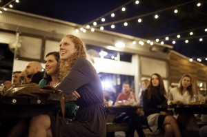 Dallasites packed The Foundry last week for some casual performances by Fort Worth Opera singers.