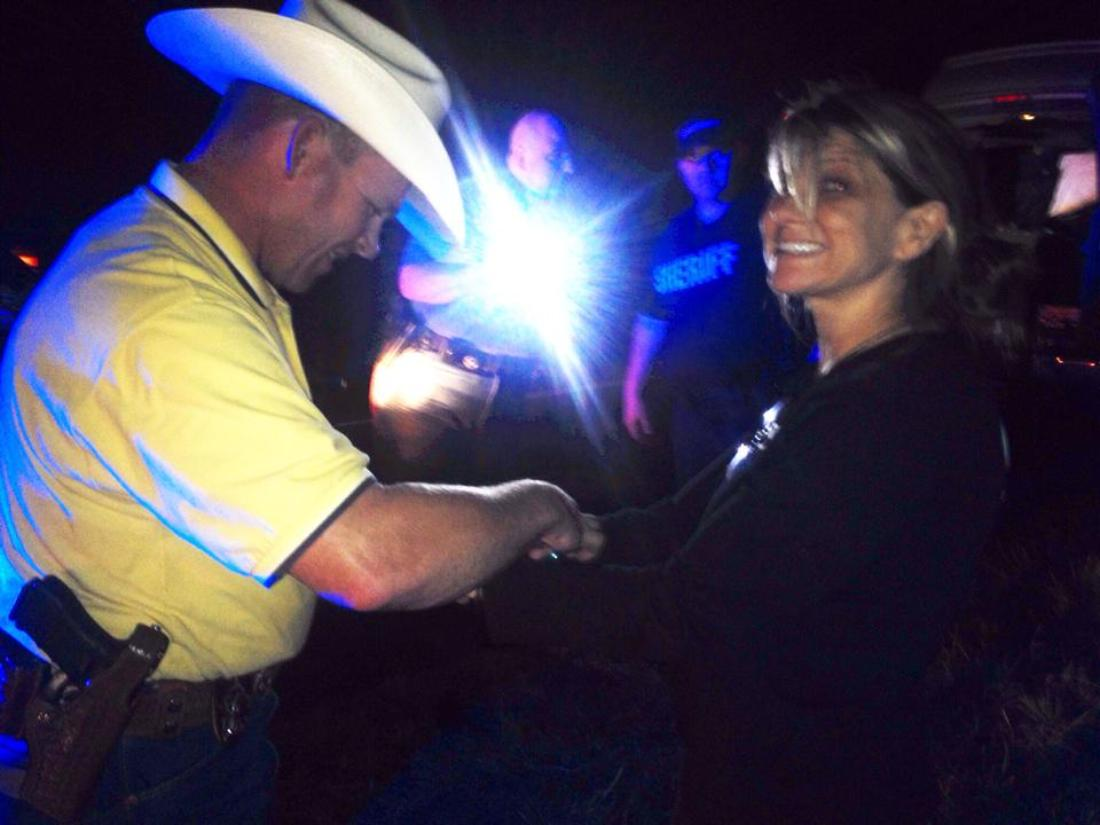 Paula Nelson (Daughter Of Willie) Arrested For Marijuana In