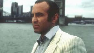 "Bob Hoskins in ""The Long Good Friday."""