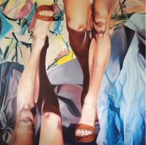 """Michelle Brandley's """"Woman, Woman"""""""