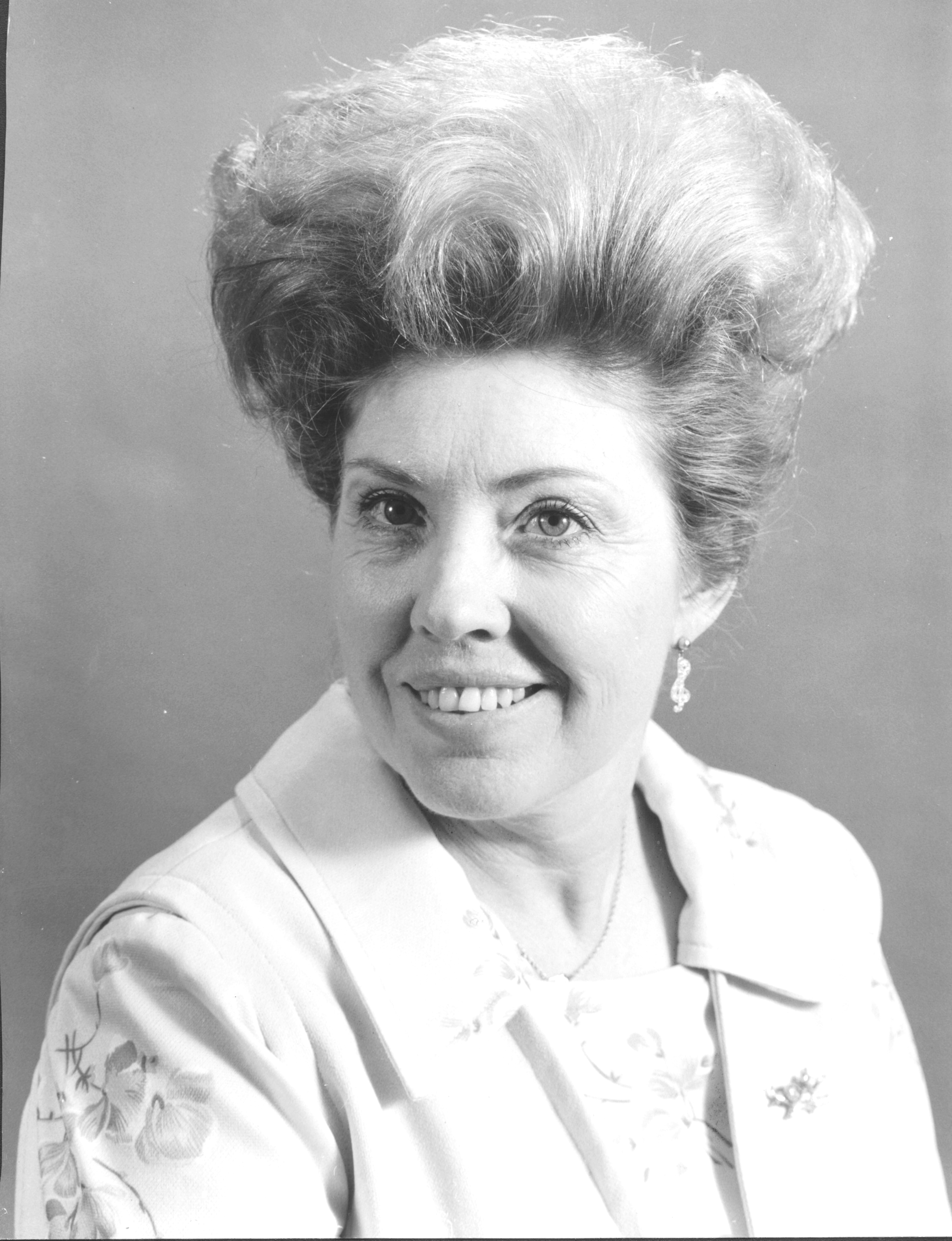 When Beehive Hairdos Ruled...