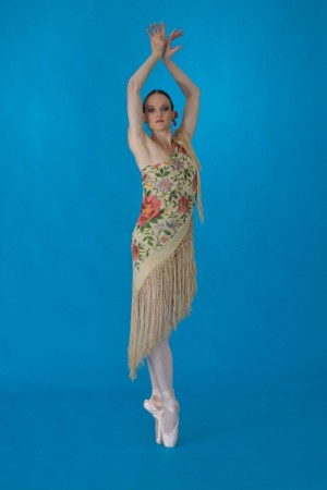 Michelle Gifford dances in Ballet Concerto's tribute concert, Thu-Sun.