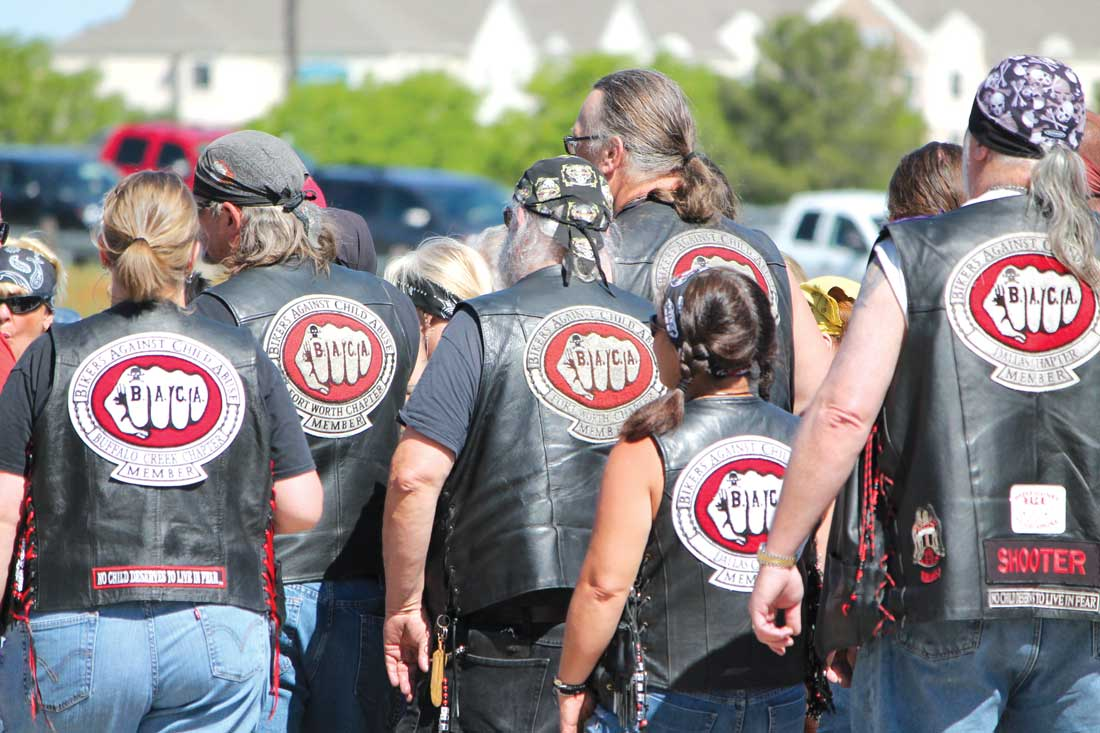 Biker Vest Patches >> BACA's Bear Hug - Fort Worth Weekly