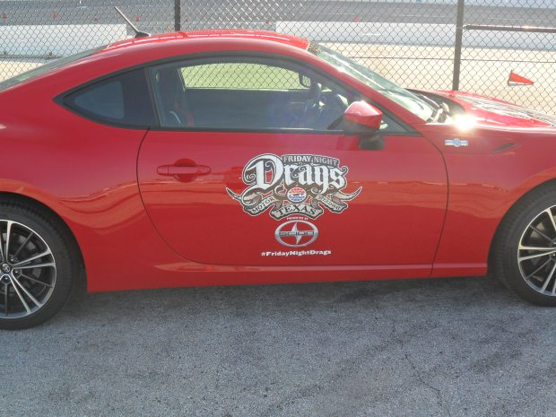 Friday night drags at texas motor speedway fort worth weekly for Texas motor speedway drag racing