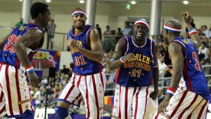 HARLEM GLOBETROTTERS (wikipedia photo)