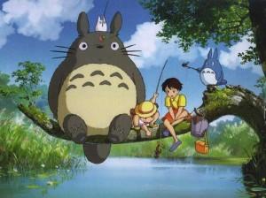 My Neighbor Totoro is part of Miyazaki at the Modern, Aug. 2-23.