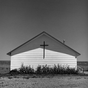 "Diane Durant's ""Wamsutter Baptist Church"""