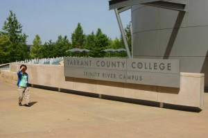 Tarrant County College administrators are stepping on faculty's toes. Jeff Prince