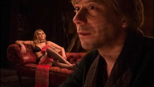Emmanuelle Seigner entices Mathieu Amalric in Venus in Fur at the Modern, Fri-Sun.