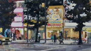 """Allison Proulx's """"Akibahara"""""""