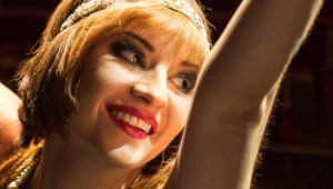 Disney alum Anneliese van der Pol starred in Prism Theatric's inaugural production, Thoroughly Modern Millie.