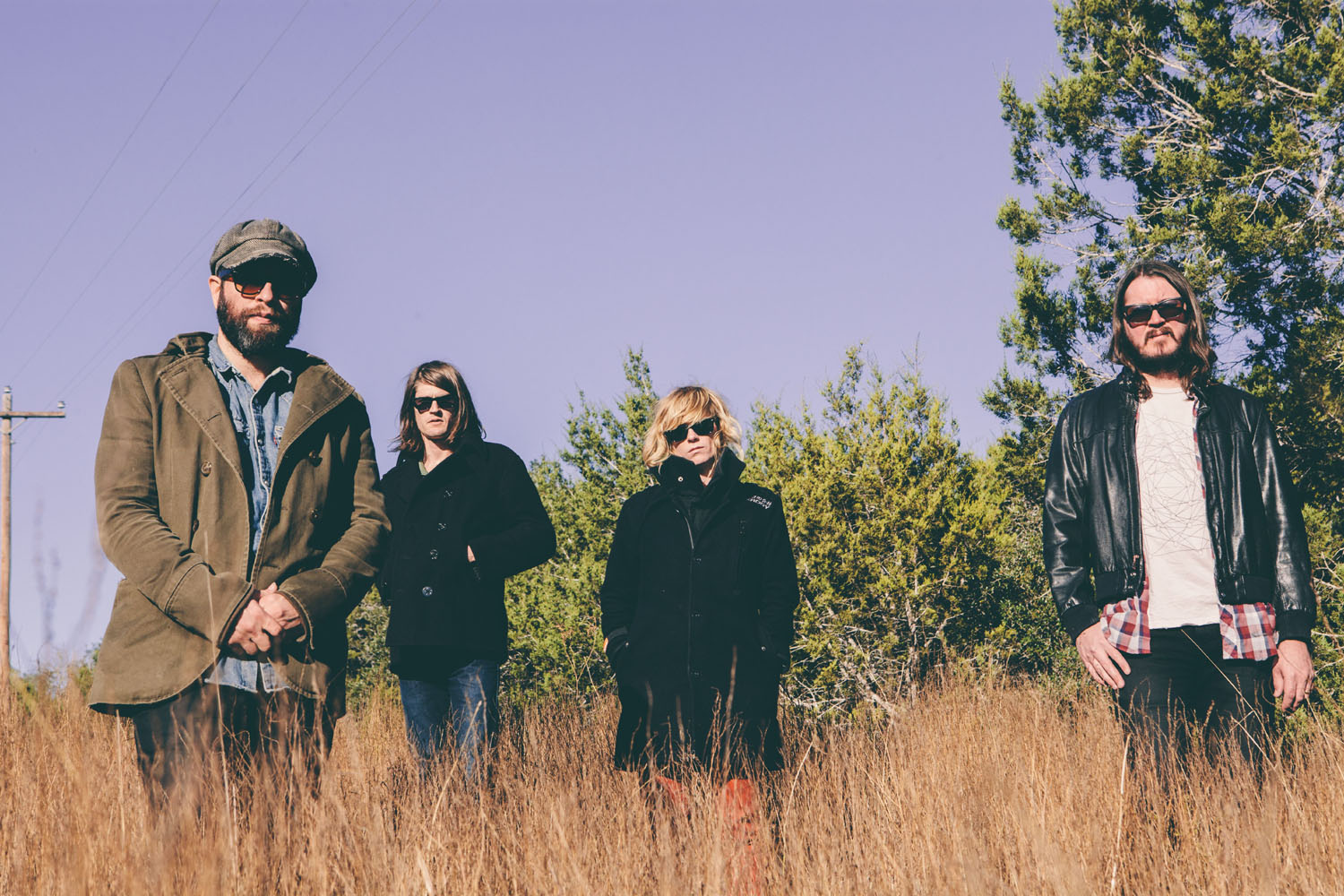 Austin's Black Angels are among the headliners at this year's Clearfork Music Festival, this Saturday at Panther Island Pavilion.