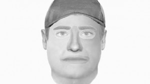 MANSFIELD POLICE DEPARTMENT COMPOSITE SKETCH OF SUSPECTED FLASHER.