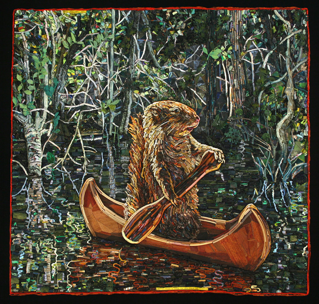 """Mary McCleary's """"Take a Boat to the Land of Dreams"""""""