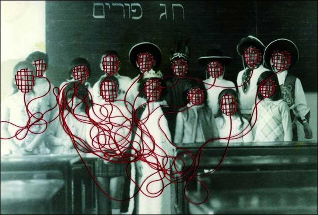 "Carole Bénitah's ""The Disguise"""
