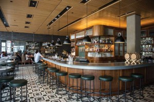 AF+B hits on all the right cylinders: local ingredients on an eclectic menu in a setting of industrial chic. Brian Hutson