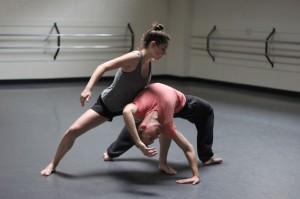 Beautiful Knuckleheads is part of Dark Circles Contemporary Dance's fall series at Sanders Theatre, Fri-Sun.