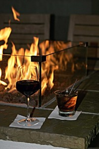 Located in the Arlington Hilton Hotel, R Bar & Grill is ideal for some grub or a faux-getaway.  Lee Chastain