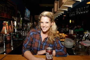 Weekly readers think The Boiled Owl's Nicole Ofeno is the best bartender in the Fort. Vishal Malhotra