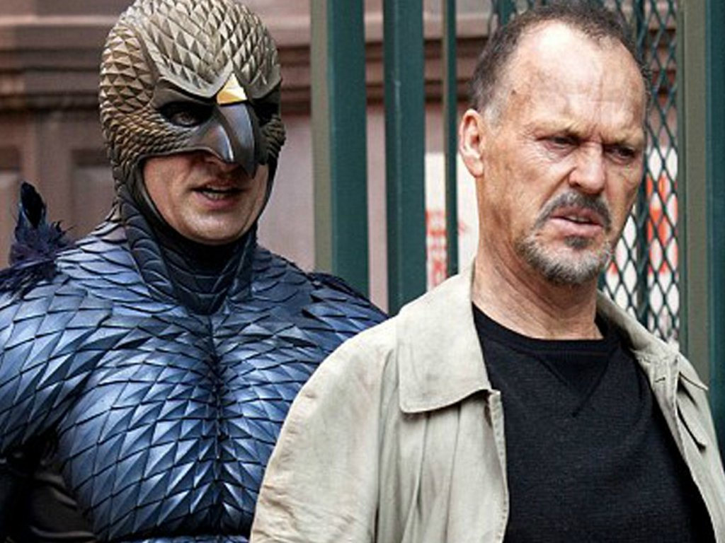 Michael Keaton is haunted by the character he created in Birdman.
