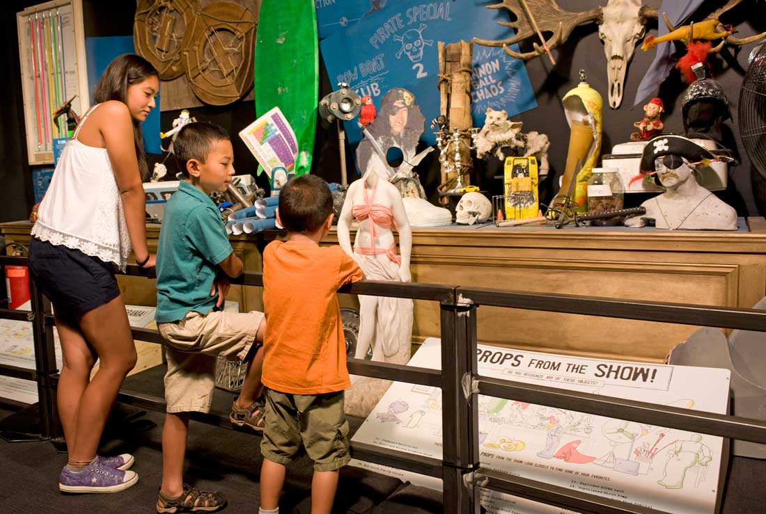 MythBusters: The Explosive Exhibit catches on at Fort Worth Museum of Science and History.