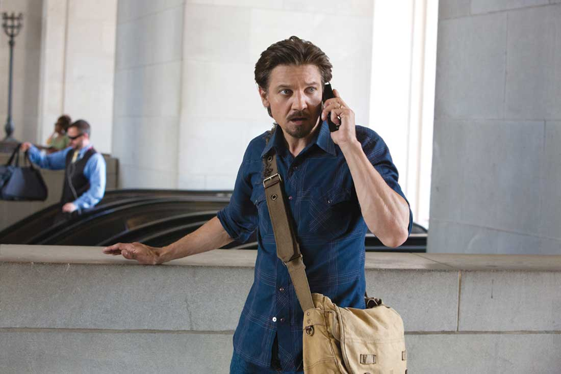 Jeremy Renner urgently follows another lead in Kill the Messenger.