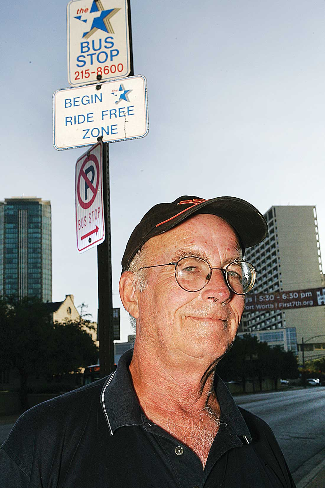 """Friese: """"Most of the people I know who were homeless treated those bus passes as gold."""""""