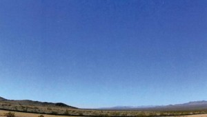 "Billy Hassell's ""Roadrunner South of Marfa"""