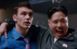 "James Franco and Randall Park in ""The Interview."""