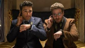 "James Franco and Seth Rogen wait for their movie to be released in ""The Interview"""