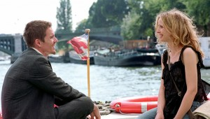 "Celine and Jesse go boating in ""Before Sunset"""