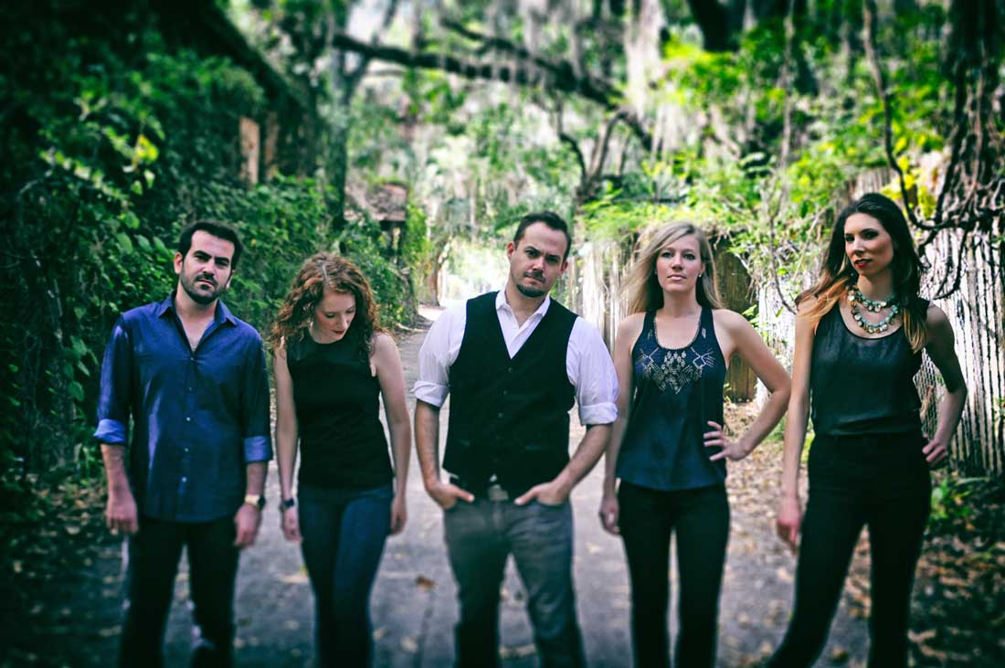 Sybarite5 plays classical and rock at Live Oak, Thu.