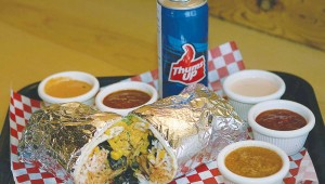 Chicken tikka masala in burrito form? That's what Currytos Indian Mexican Grill specializes in, with mostly fantastic results. Lee Chastain