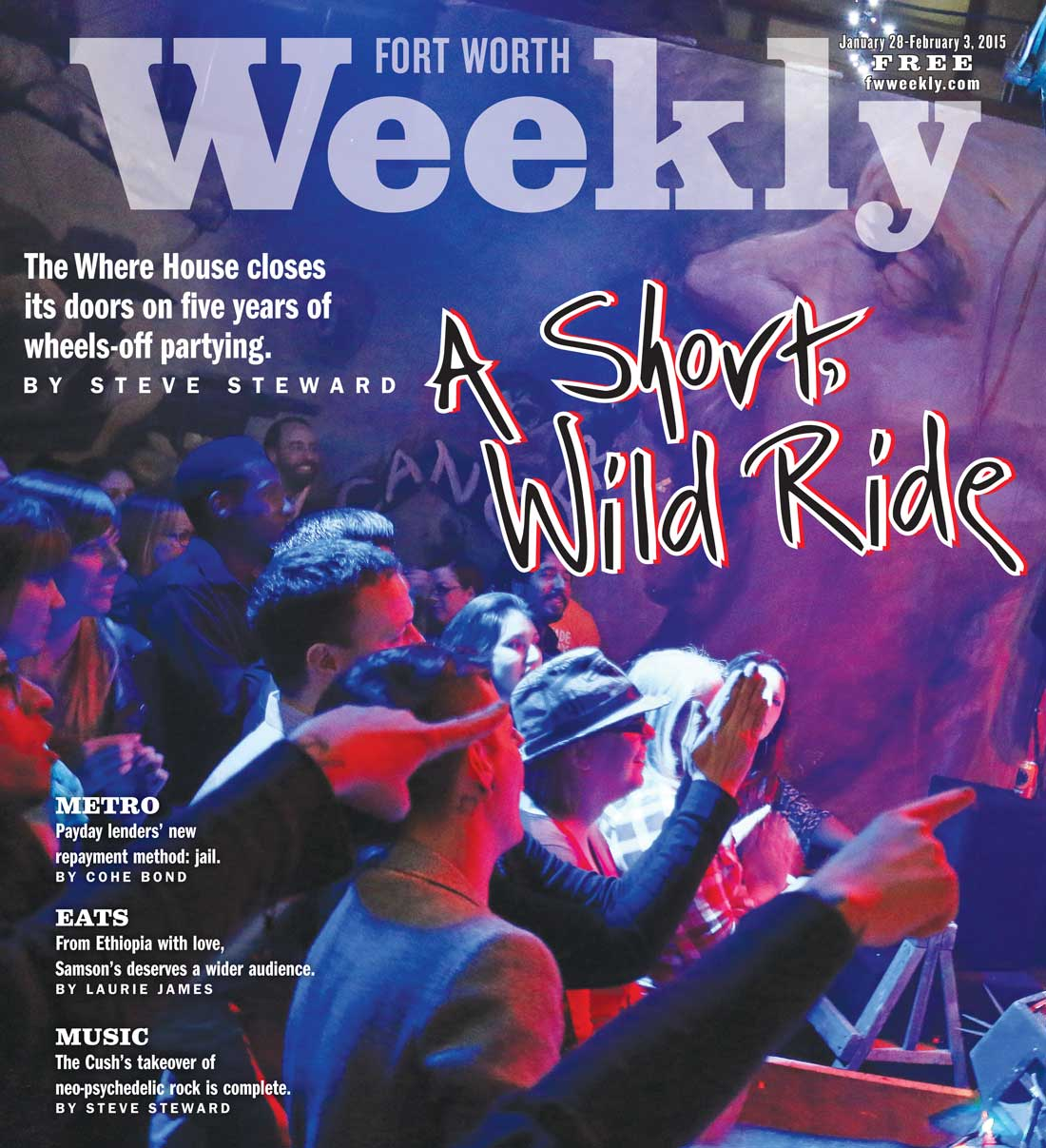 Fort Worth Weekly 01-28-15