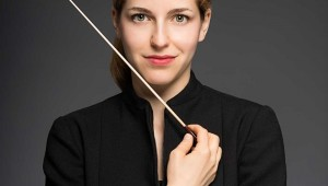 Karina Canellakis conducts DSO in Southlake, Sun.