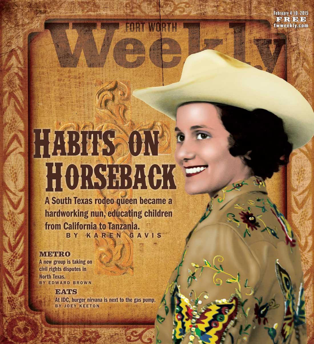 Habits on Horseback