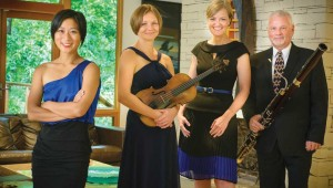 (From left to right) Jennifer Chang, Aleksandra Holowka, Karen Hall, and Kevin Hall are at a crossroads of sorts.