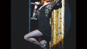 Dylis Croman stars in Chicago at Bass Hall this weekend.