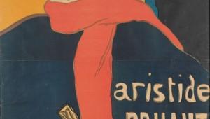 """Henri de Toulouse-Lautrec's """"Ambassa-deurs,"""" at AMA."""