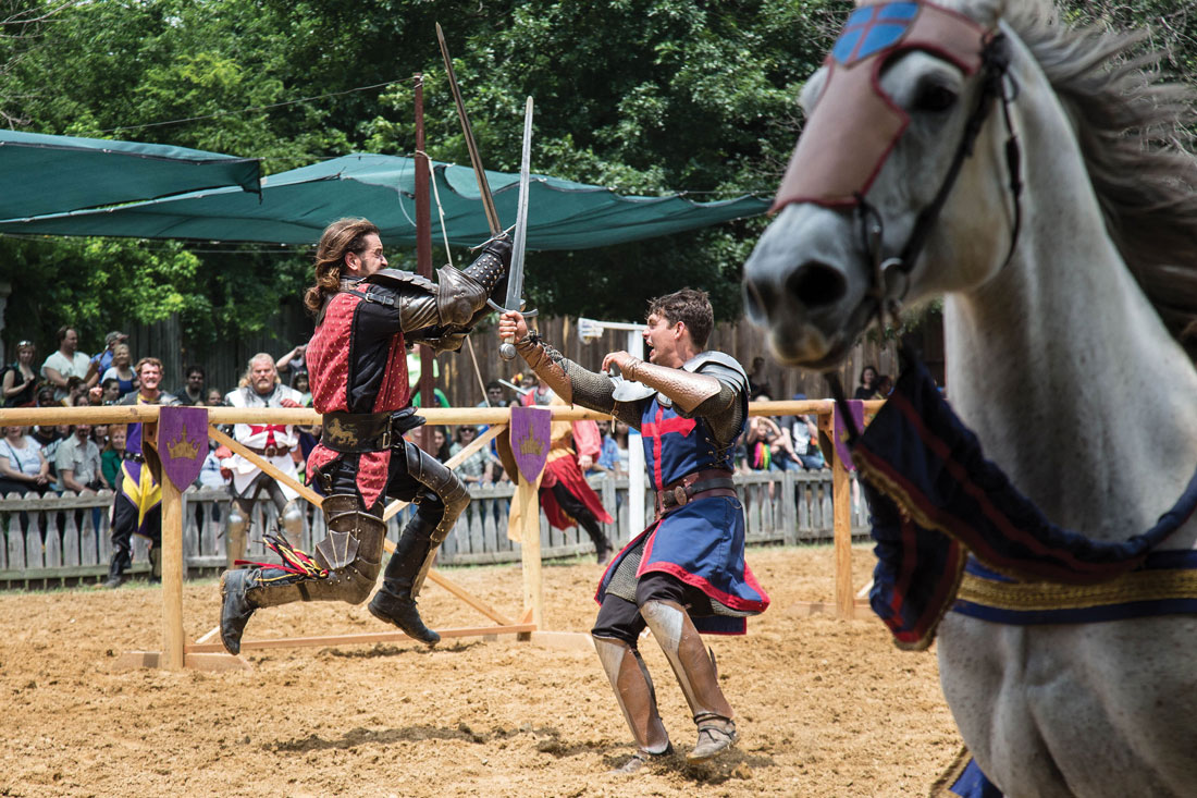Are You Going to Scarborough Faire? - Fort Worth Weekly
