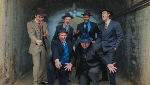 Artisan Center Theater puts on Guys and Dolls thru Aug 29.