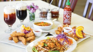 Based on our experience, Thai Terrace can improve by shortening its menu. Photo by Brian Hutson.