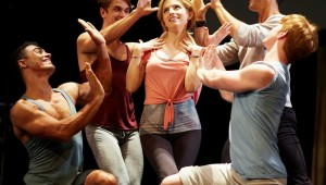 "Anna Kendrick gets her big dance number in ""The Last Five Years."""