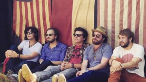 The Wild Feathers headline Kimbell Fest: Scotland, Sat.