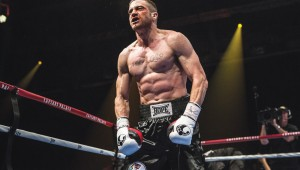 Jake Gyllenhaal bears the scars of his latest fight in Southpaw.