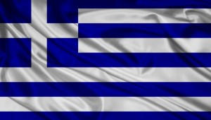 GREECE IS TOO POOR TO ADD MORE COLORS TO ITS FLAG (courtesy Wikepedia)