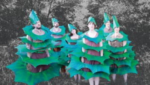 Hip Pocket Theatre's Tree Pop brings the forest to life this week.