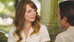 Emma Stone and her comic talent go largely to waste in Irrational Man.